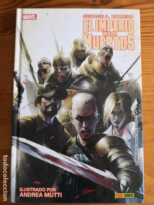 EL IMPERIO DE LOS MUERTOS 3 (Tebeos y Comics - Panini - Otros)