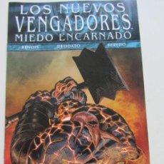 Cómics: LOS NUEVOS VENGADORES VOL. 2 Nº 13 MIEDO ENCARNADO PANINI BUEN ESTADO GT12. Lote 134554342