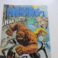 Comics: LOS 4 FANTASTICOS - Nº 66 - Nº 066 - PANINI - BUEN ESTADO GT12. Lote 134731798