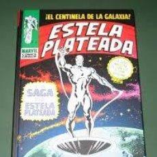 Cómics: ESTELA PLATEADA LA SAGA DE ESTELA PLATEADA MARVEL GOLD. Lote 135013158
