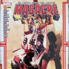 Cómics: EL MEJOR COMIC COMIC DEL MUNDO MASACRE 9. Lote 135133118