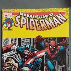 Cómics: MARVEL TEAM UP SPIDERMAN N° 5 ESTADO MUY BUENO PRECIO NEGOCIABLE. Lote 135229618