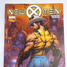 Cómics: NEW X MEN 109, 110, 111, 112. MARVEL, PANINI COMICS. 2005. Lote 135259130