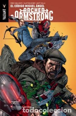 ARCHER & ARMSTRONG TOMO Nº. 01: EL CÓDIGO MIGUEL ÁNGEL.(15% DESCUENTO) (Tebeos y Comics - Panini - Otros)