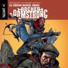 Cómics: ARCHER & ARMSTRONG TOMO Nº. 01: EL CÓDIGO MIGUEL ÁNGEL.(15% DESCUENTO). Lote 135265474