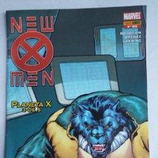 Cómics: NEW X MEN. PLANETA X. Nº 106. MARVEL PANINI COMICS. AÑO 2005. Lote 135268546