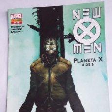 Cómics: NEW X MEN. PLANETA X. Nº 107. MARVEL PANINI COMICS. AÑO 2005. Lote 135268802
