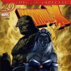 Comics: LA PATRULLA X Nº 29 VOLUMEN 3 (EDICIÓN ESPECIAL) PANINI. Lote 135564470
