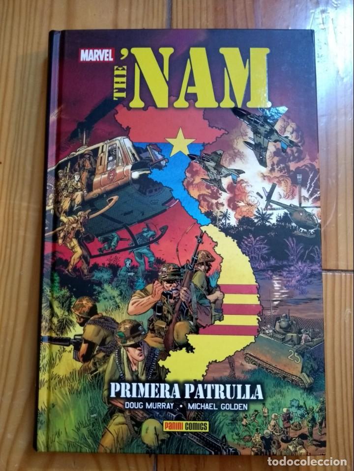 THE NAM Nº 1: PRIMERA PATRULLA - VIETNAM - DOUG MURRAY & MICHAEL GOLDEN (Comics und Tebeos - Panini - Marvel Comic)
