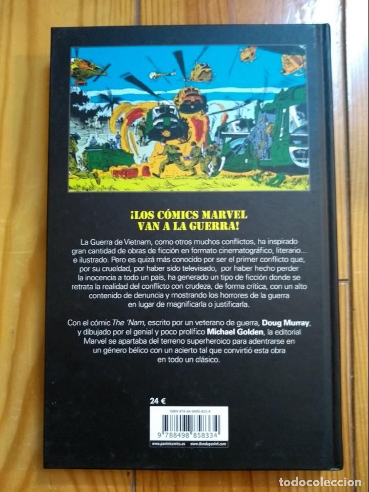 Comics: The Nam nº 1: Primera Patrulla - Vietnam - Doug Murray & Michael Golden - Foto 3 - 135636927