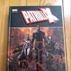 Cómics: PATRULLA X - COMPLEJO DE MESÍAS - TOMO MARVEL DELUXE. Lote 135895218