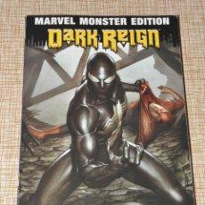 Cómics: DARK REIGN 1 MARVEL MONSTER EDICION 34 PANINI COMICS 2009. Lote 136078702