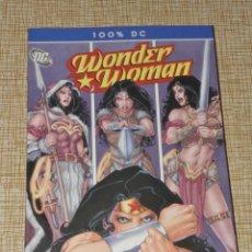 Cómics: WONDER WOMAN DAS ENDE DER WELT 23 DC 100% 2010 . Lote 136079066