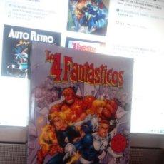 Cómics: LOS 4 FANTASTICOS BEST SELLER DE BOLSILLO. Lote 136665266