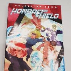 Cómics: HOMBRE DE HIELO Nº 2 CERO ABSOLUTO / MARVEL PANINI. Lote 136812522
