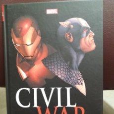 Cómics: CIVIL WAR - INTEGRAL. Lote 137204314