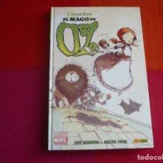 Cómics: EL MAGO DE OZ ( SHANOVER ) ¡MUY BUEN ESTADO! CLASICOS ILUSTRADOS MARVEL TAPA DURA PANINI. Lote 137386518