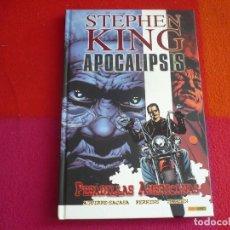 Cómics: APOCALIPSIS PESADILLAS AMERICANAS STEPHEN KING ( AGUIRRE SACASA ) ¡MUY BUEN ESTADO! PANINI TAPA DURA. Lote 137415534