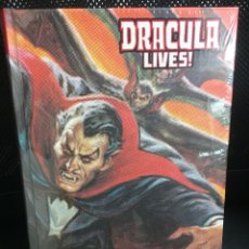 Cómics: DRACULA LIVES MARVEL LIMITED EDITION PANINI. Lote 137500824