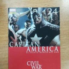 Cómics: CAPITAN AMERICA VOL 6 #24. Lote 137627960