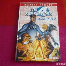 Cómics: LOS 4 FANTASTICOS IMAGINAUTAS ( MARK WAID ) ¡MUY BUEN ESTADO! TAPA DURA MARVEL HEROES PANINI. Lote 137707206