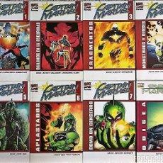 Cómics: TEBEOS-COMICS CANDY - CAPITAN MARVEL - VOLUMEN 2 - COMPLETA - 8 TOMOS - DIFICIL *AA99. Lote 137866570