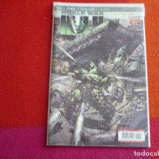 Cómics: WORLD WAR HULK Nº 3 ( GREG PAK ROMITA JR ) ¡MUY BUEN ESTADO! MARVEL PANINI. Lote 138113014