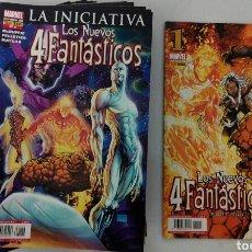 Cómics: LOS NUEVOS 4 FANTÁSTICOS VOL 7 LOTE DEL 1 AL 31 IMPECABLES. Lote 138712110
