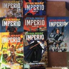 Cómics: STAR WARS : IMPERIO ¡¡ COMPLETA 7 NUMEROS !! PLANETA. Lote 139129198