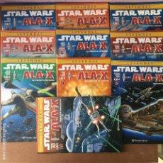 Cómics: STAR WARS LEYENDAS : ALA-X ¡ COMPLETA 10 NUMEROS ! / PLANETA. Lote 139129282