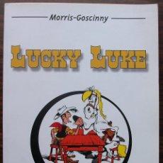Cómics: LUCKY LUKE - MORRIS GOSCINNY - CLASICOS DEL COMIC. Lote 139366906