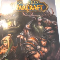 Cómics: WORLD OF WARCRAFT PANINI. Lote 139547973