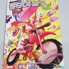 Cómics: LA INCREIBLE MASACRE-GWEN Nº 1 : CREETELO / MARVEL - PANINI. Lote 139550342