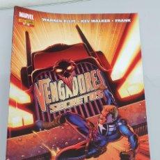 Cómics: VENGADORES SECRETOS Nº 16 - WARREN ELLIS / MARVEL PANINI. Lote 140110778
