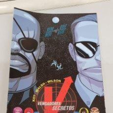 Cómics: VENGADORES SECRETOS Nº 42 / MARVEL PANINI. Lote 140111530
