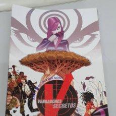 Cómics: VENGADORES SECRETOS Nº 43 / MARVEL PANINI. Lote 140111578