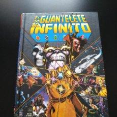 Cómics: EL GUANTELETE DEL INFINITO - PANINI - JIM STARLIN - GEORGE PEREZ. Lote 140148354
