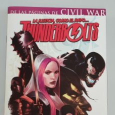 Cómics: THUNDERBOLTS VOL 2 Nº 1 - WARREN ELLIS - DEODATO / MARVEL - PANINI. Lote 140162530