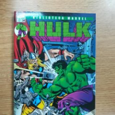 Cómics: BIBLIOTECA MARVEL HULK #34. Lote 140204393