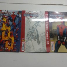 Cómics: ULTIMATE SPIDERMAN VOL 2 LOTE DE 7 Nº 16.17-18-19-20-21-22-. Lote 140306206