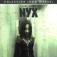 Cómics: NYX MUTACIÓN Nº 1 S/N PANINI ESPAÑA. Lote 140460974
