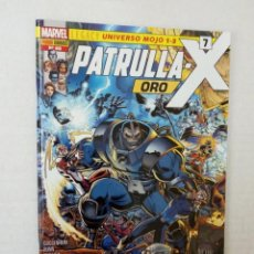 Cómics: PATRULLA X ORO Nº 7 / 69. UNIVERSO MOJO 1 - 3. Lote 140507938