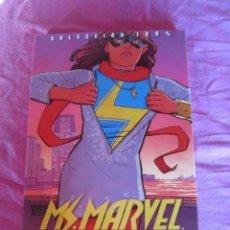 Cómics: MS. MARVEL SUPERFAMOSA COLECCIÓN 100 % EXCELENTE..ESTADO. Lote 140709462