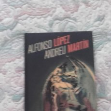 Cómics: MAXIMA DISCRECION, DE ALFONSO LOPEZ Y ANDREU MARTIN (CARTONE). Lote 141306878