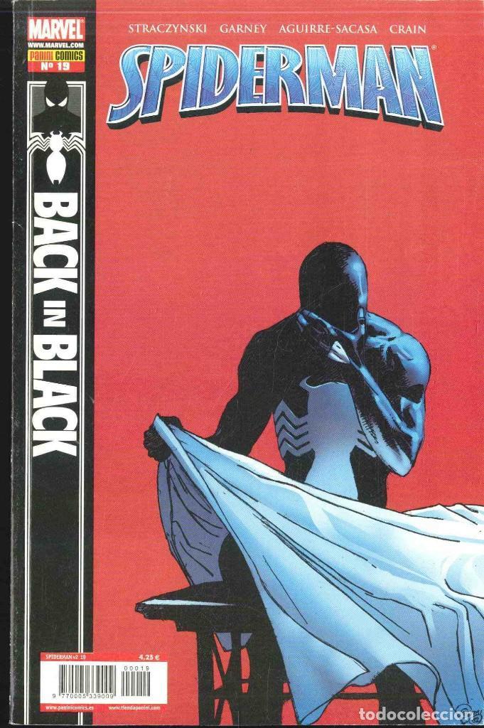EL ASOMBROSO SPIDERMAN Nº 19 (Tebeos y Comics - Panini - Marvel Comic)
