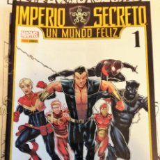 Cómics: TEBEOS-COMICS CANDY - IMPERIO SECRETO 1 - PANINI COMICS - - DIFICIL *AA99. Lote 141549546