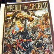 Cómics: TEBEOS-COMICS CANDY - IMPERIO SECRETO 3 - PANINI COMICS - - DIFICIL *AA99. Lote 141549654