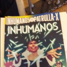 Cómics: TEBEOS-COMICS CANDY - INHUMANOS VS PATRULLA X 37 - PANINI COMICS - - DIFICIL *AA99. Lote 141549834