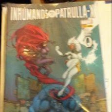Cómics: TEBEOS-COMICS CANDY - INHUMANOS VS PATRULLA X - COMPLETA - PANINI COMICS - DIFICIL *AA99. Lote 141550354