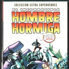 Cómics: TEBEOS-COMICS CANDY - HOMBRE HORMIGA, INCORREGIBLE - TOMO - COMPLETA - PANINI - RARO *AA99. Lote 141579022